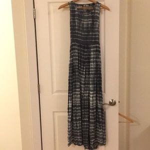 Neuw Tie-Dye Maxi Dress by Anthropologie
